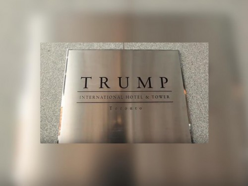 Rebrand in the works for Trump International Toronto
