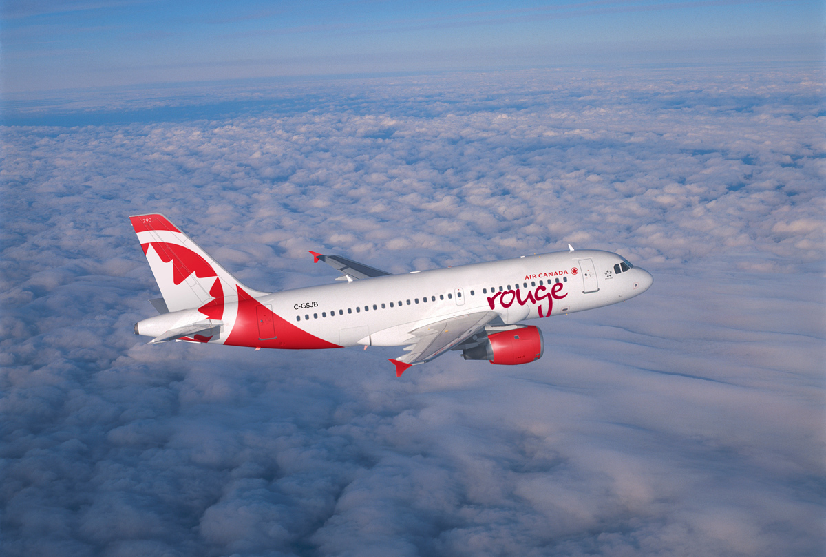 Air Canada Rouge turns four
