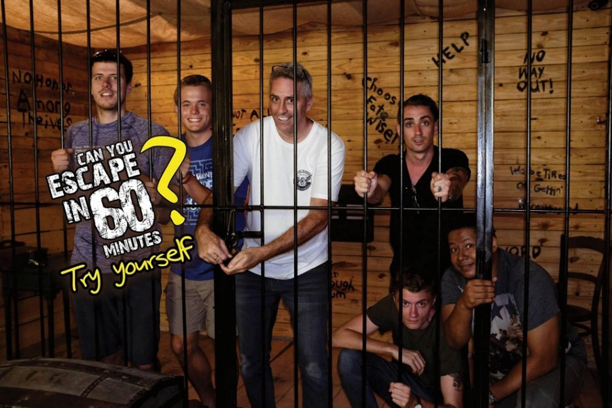 Escape rooms arrive at Barceló properties