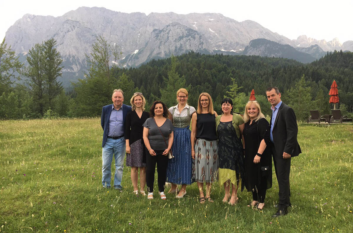 FAM report: travel execs experience Bavaria