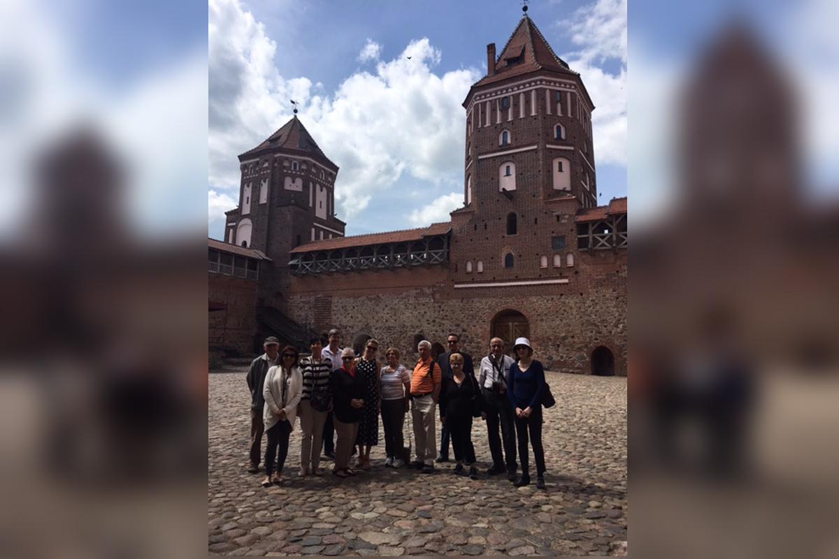 FAM report: agents explore Belarus & Poland with CG Journeys