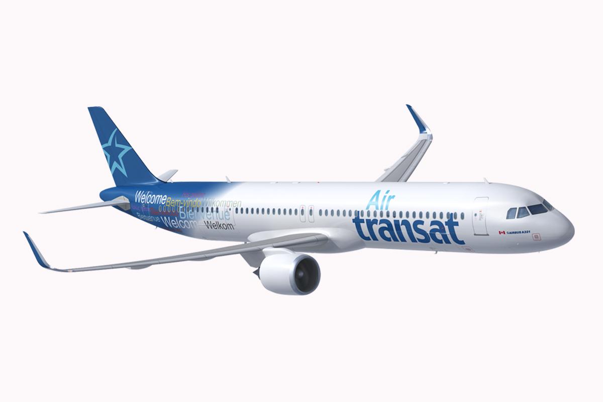 Air Transat adding 10 A321neo LRs to fleet