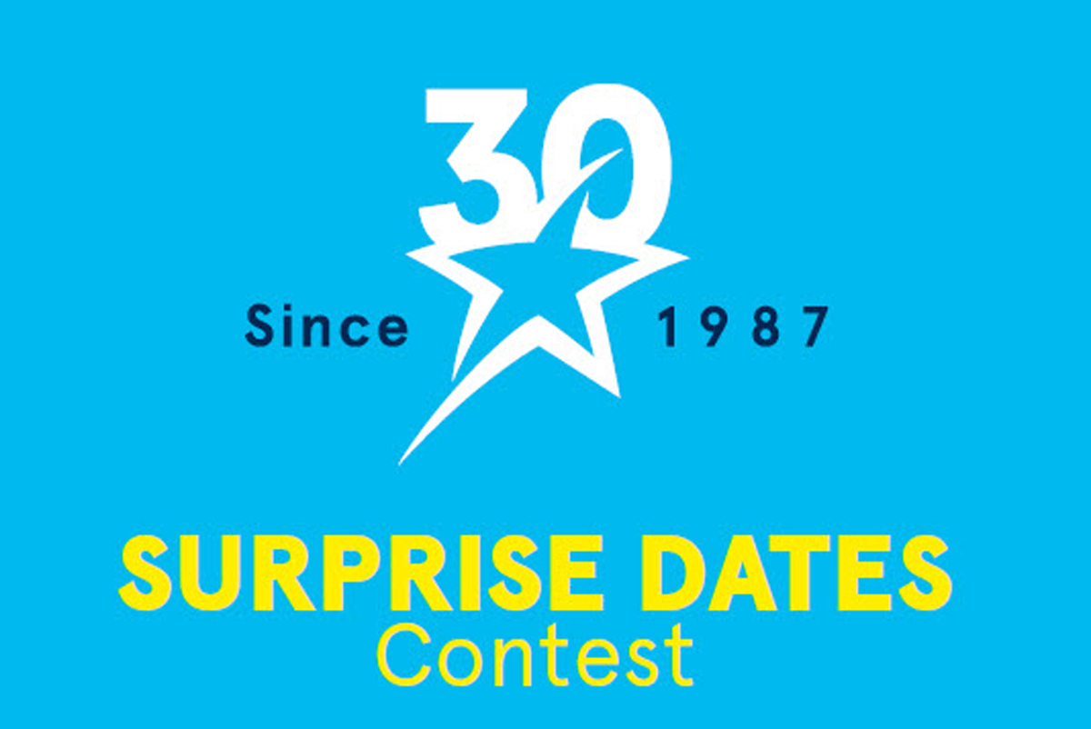 Transat's Surprise Dates draw for July is today