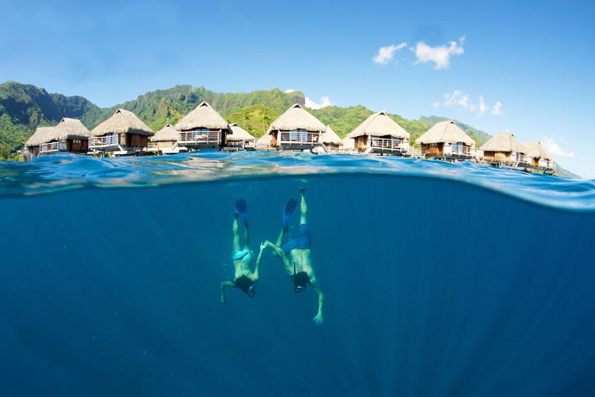 Agents can win a Tahiti escape with Goway