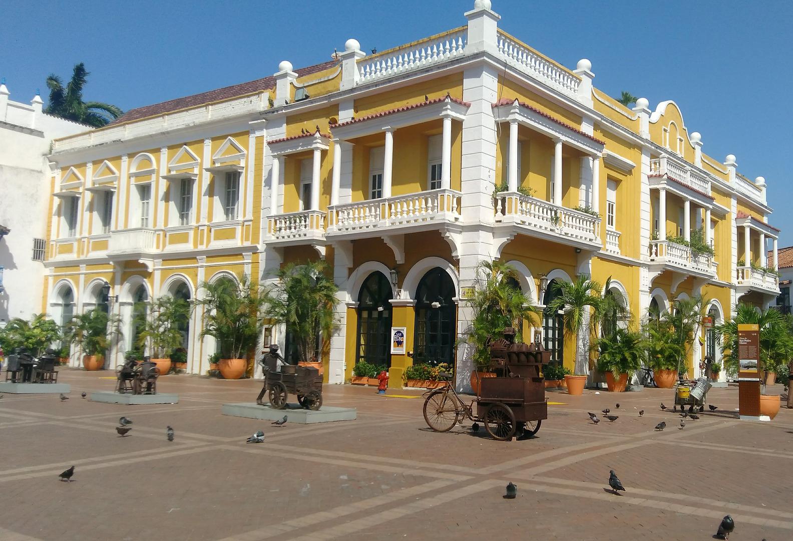 Air Canada Vacations adds Cartagena