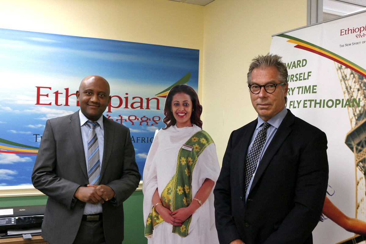Connectivity is the key for Ethiopian Airlines