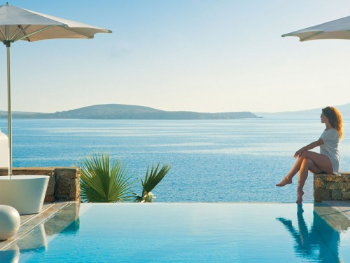 5 great South hotels for... the most beautiful pools