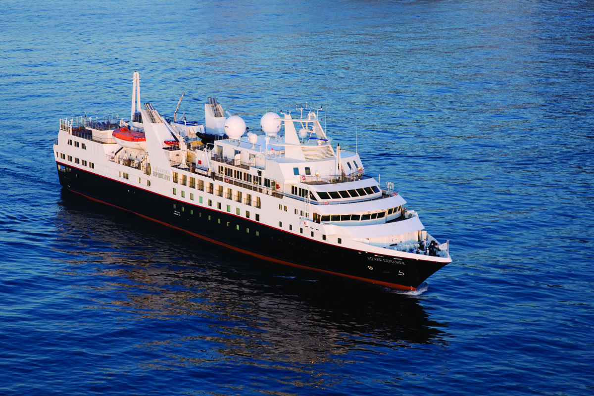 Silversea to debut Pacific Coast explorations