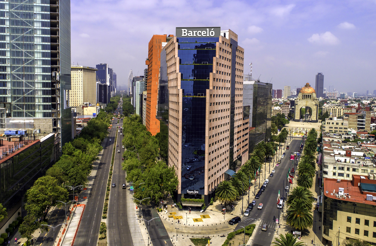 Barceló México Reforma opens in Mexico City