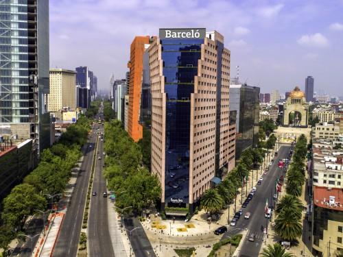 Barceló México Reforma opens in Mexico City