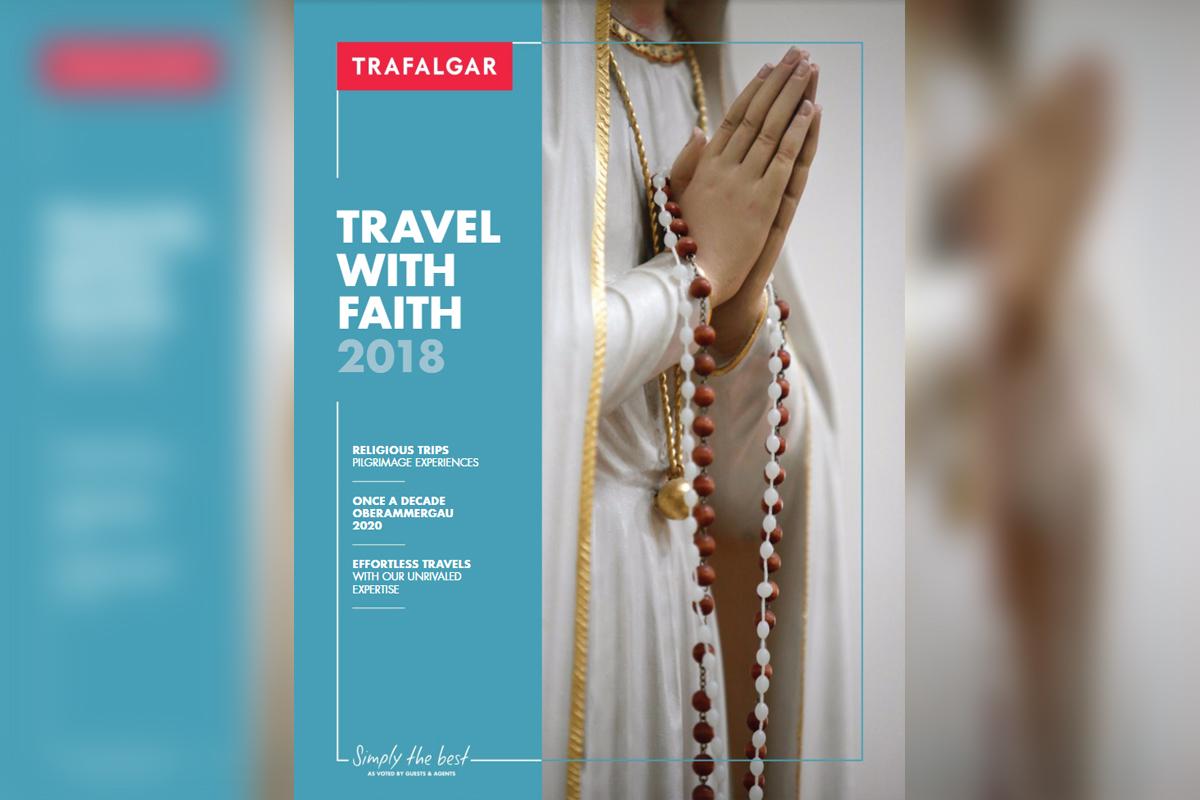 Trafalgar Travelling With Faith in 2018