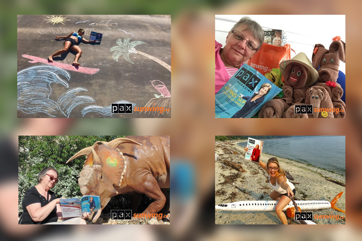 Time to pick a winner in LogiMonde Media's selfie contest!