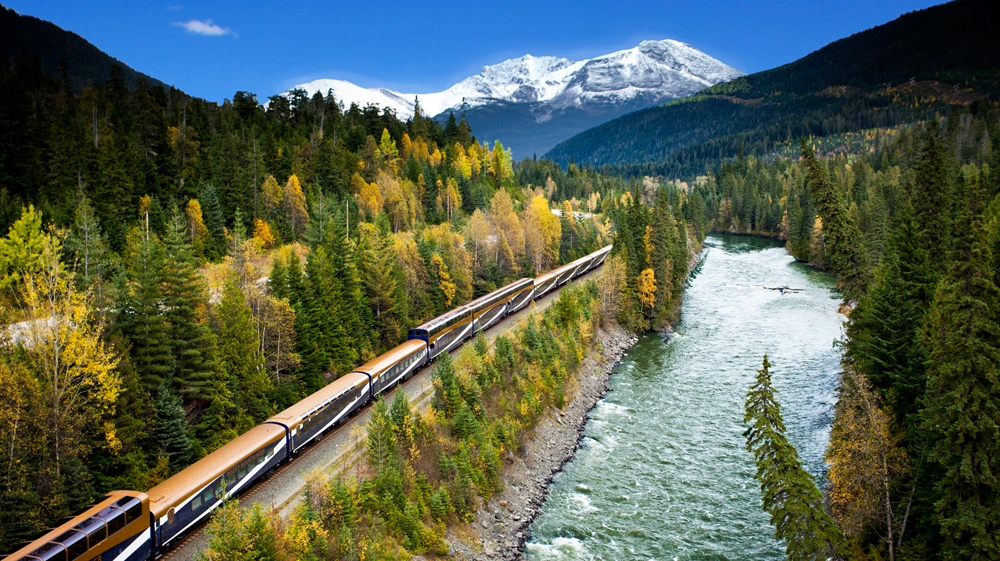 Updated wildfires alert issued by Rocky Mountaineer
