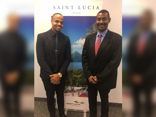 TOTAL to represent Saint Lucia in Canada