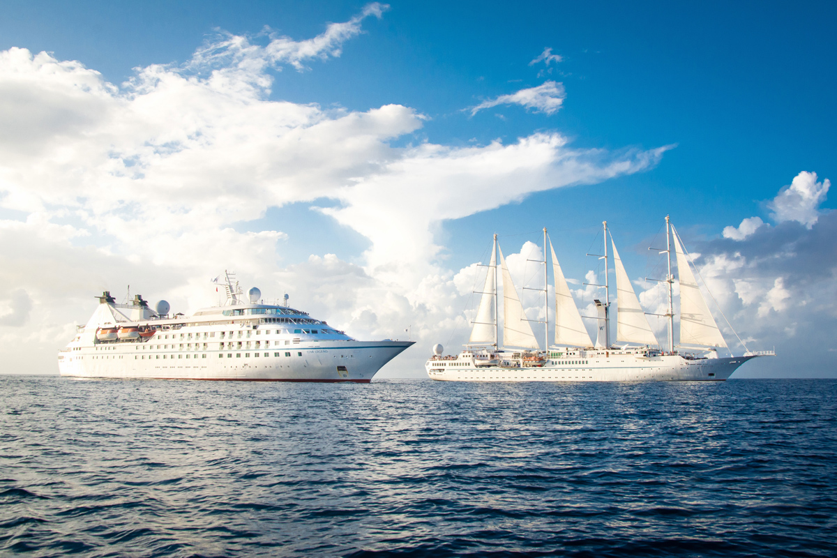 Windstar delivers on its Star Promises to agents