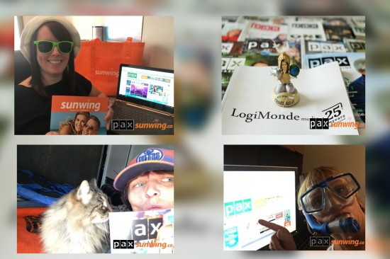 Last chance to pick a winner in LogiMonde's selfie contest!!!