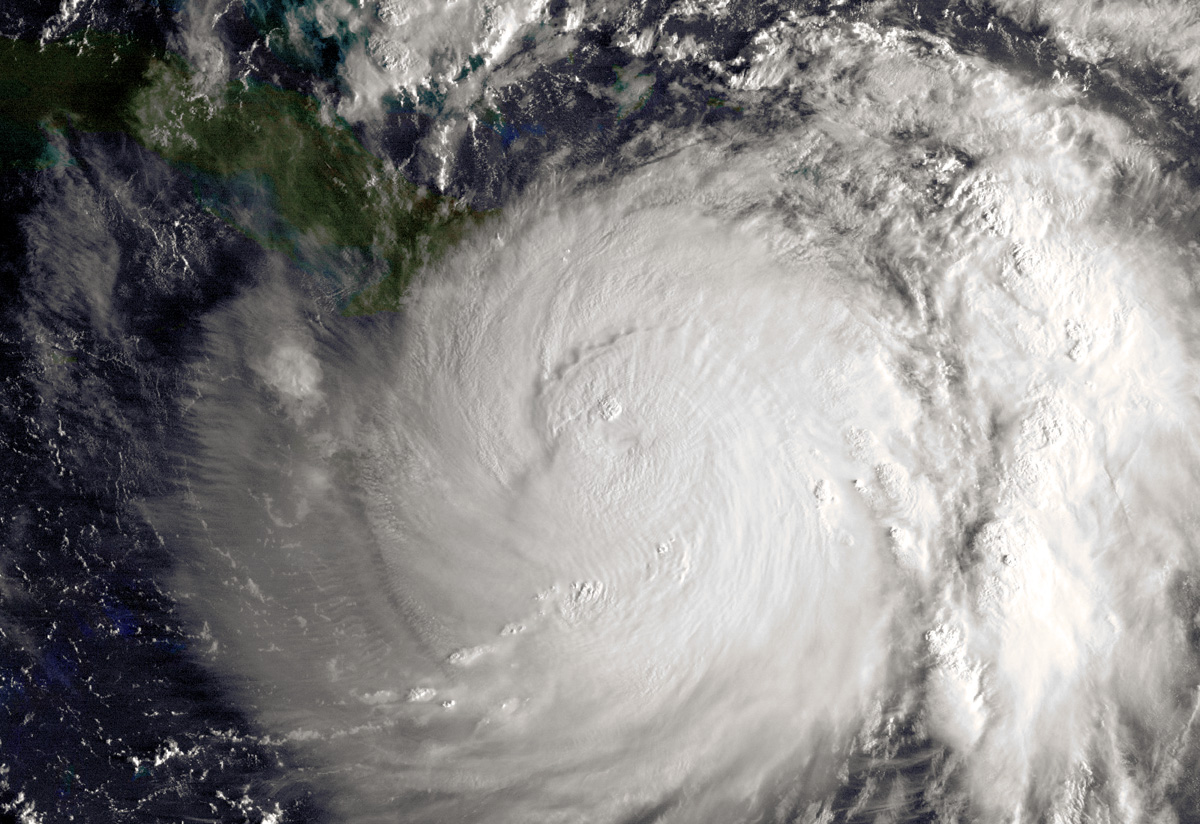 Hurricane Harvey set to hit Texas