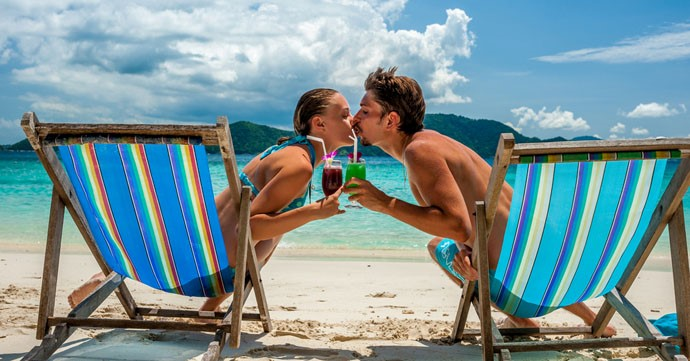 Goway & Thailand romancing couples