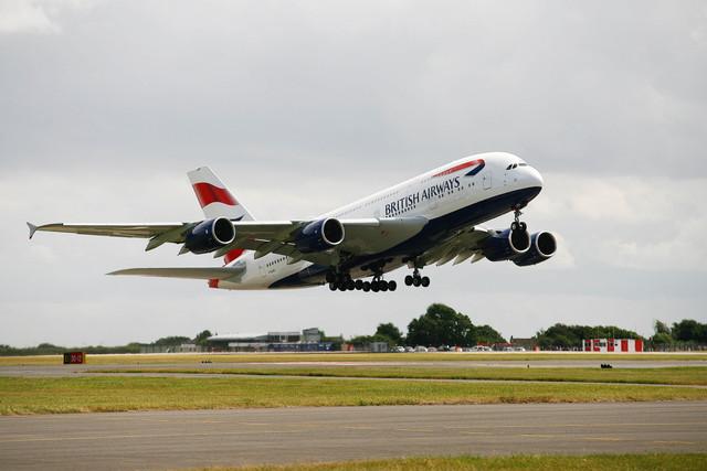 British Airways to fly YYZ-LGW