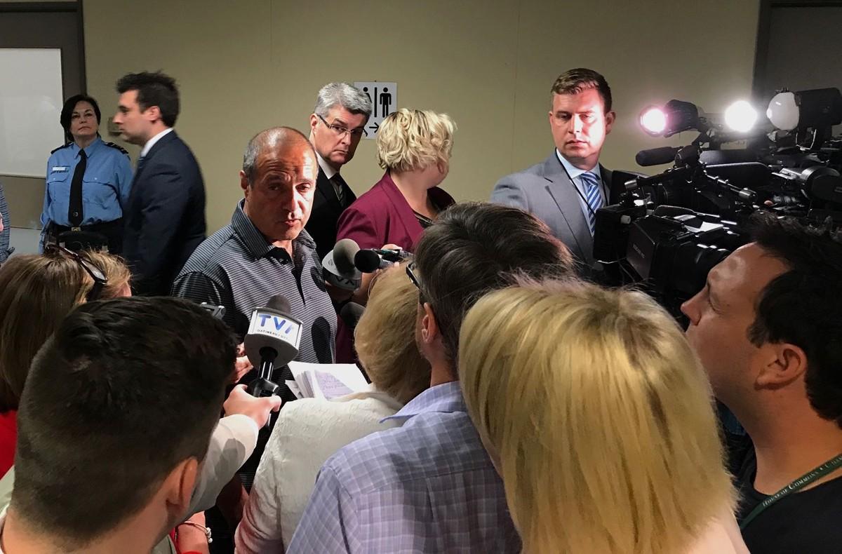 Air Transat hearing underway in Ottawa