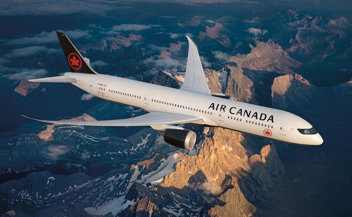 Air Canada adds 3 new YVR flights