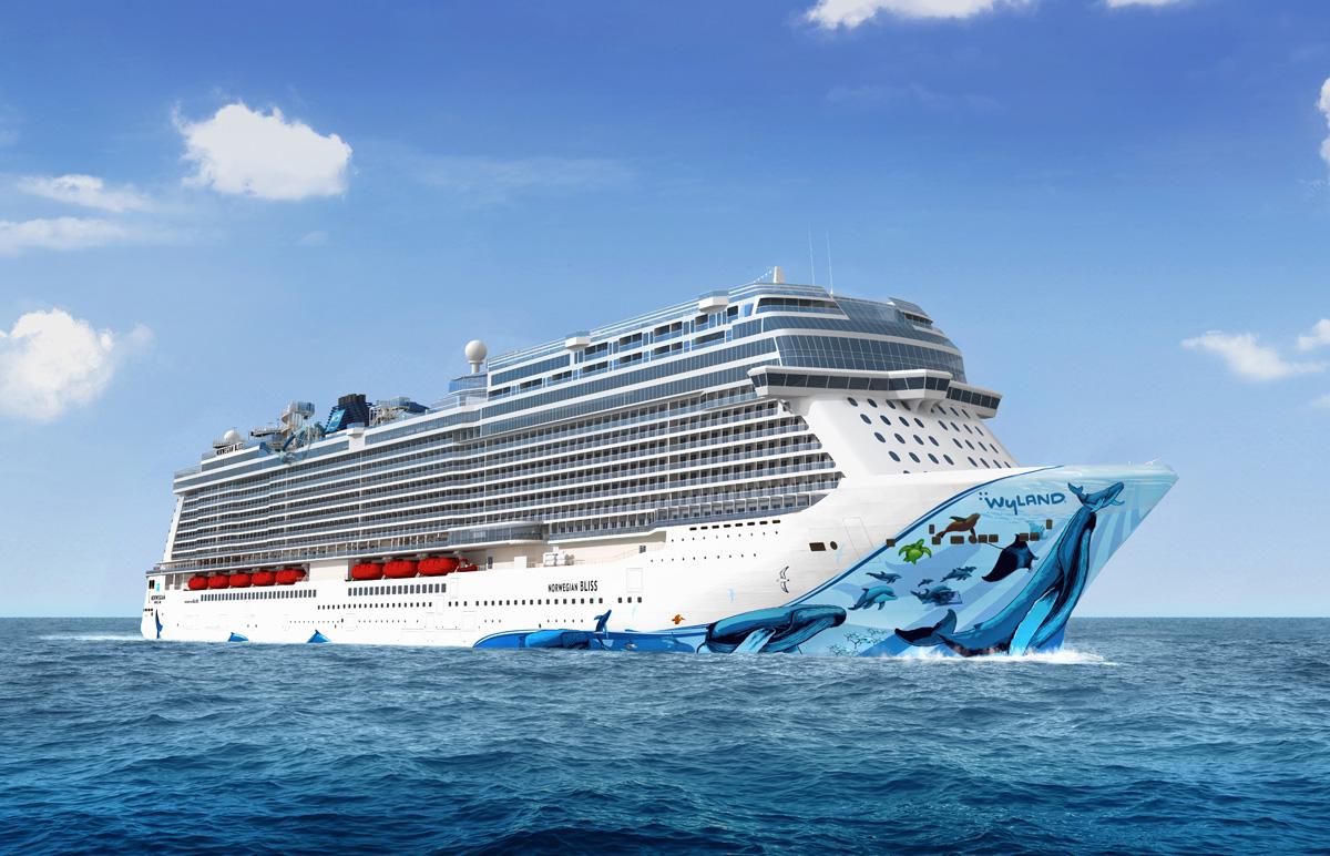 Norwegian Cruise Line offering tax-free fun