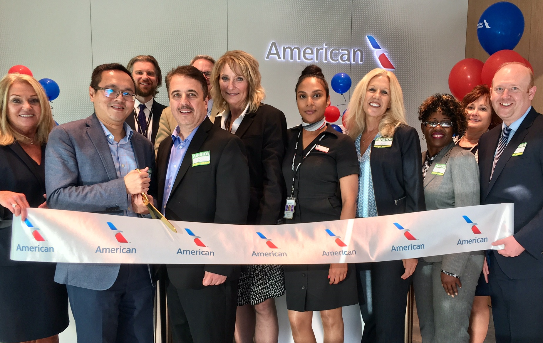 AA unveils updated YYZ Admirals Club Lounge