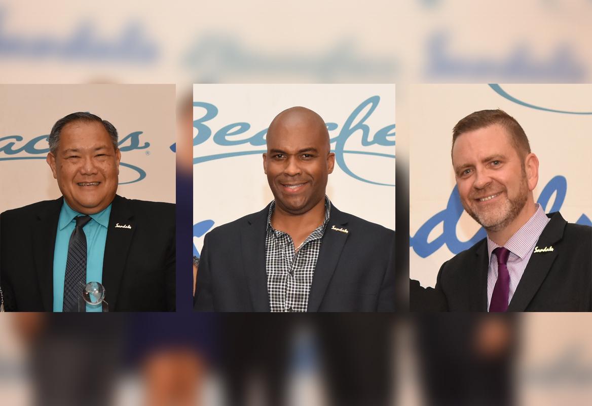 Unique Vacations team honoured in Jamaica
