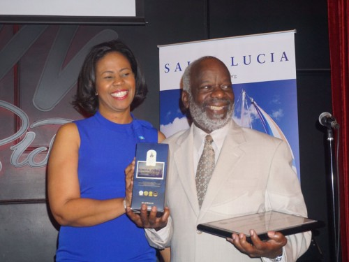 Saint Lucia welcomes Marcell to Toronto