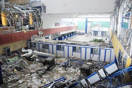 Irma: massive destruction in Cuba