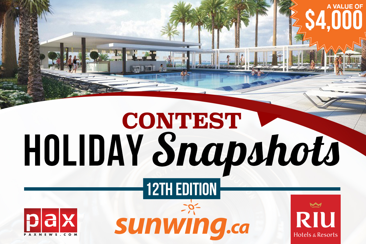 PAX's famous Holiday Snapshots contest returns!