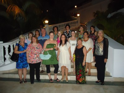 Traveling Friends Forever ( in Jamaica )