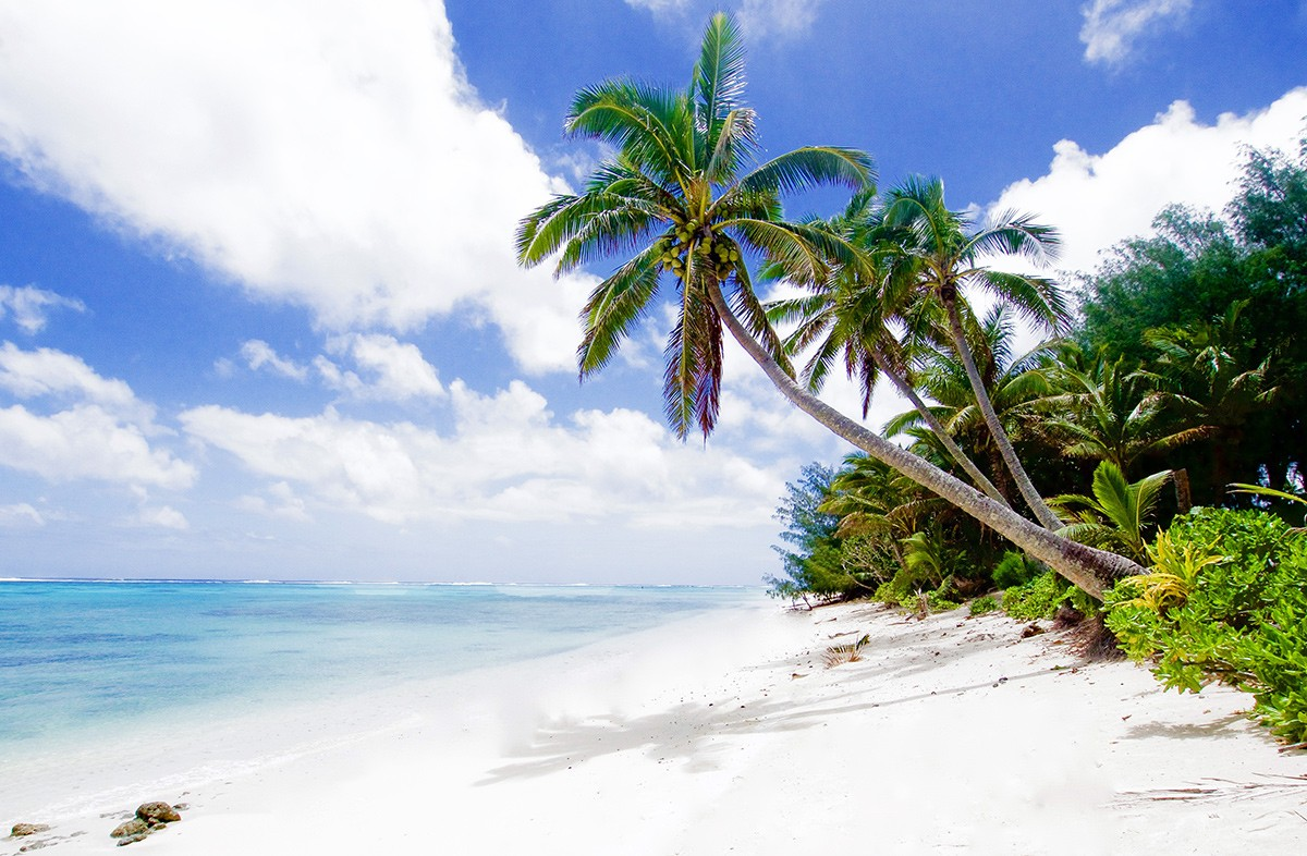 5 of the best tropical beaches outside the Caribbean