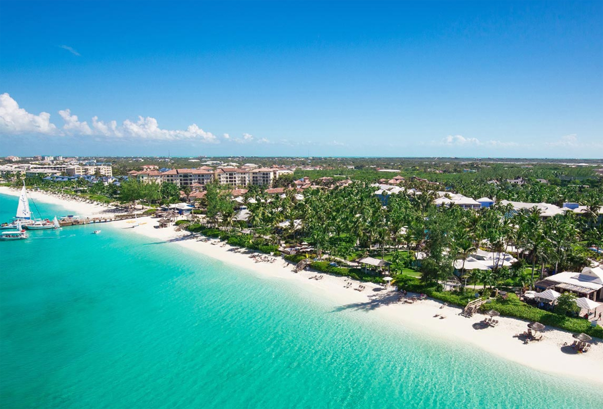 Beaches Turks & Caicos closed until December