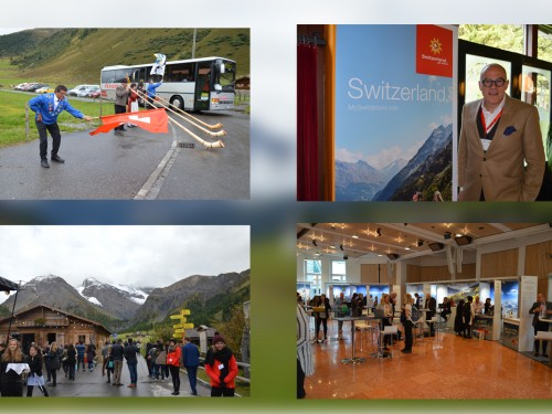 Largest-ever STM wraps in Davos