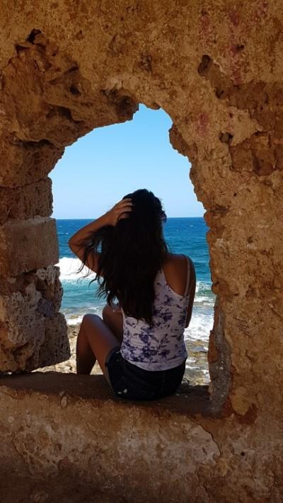 Island Girl - Crete