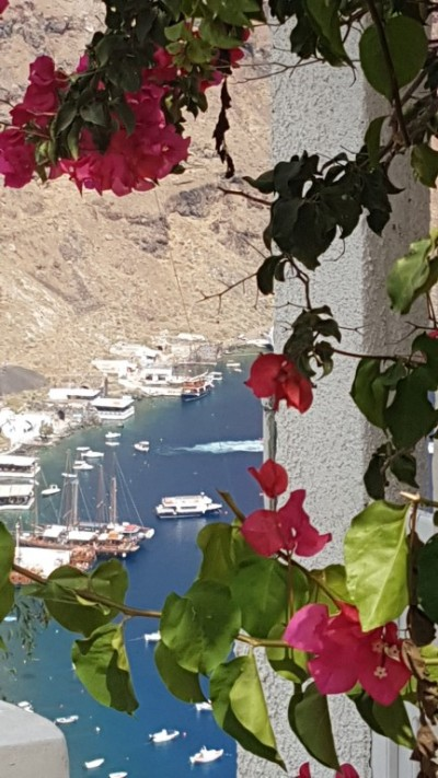 Sights of Santorini