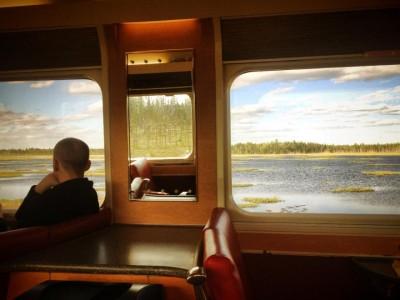 VIA Rail - Onboard The Ocean