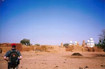 Volunteering in Burkina Faso