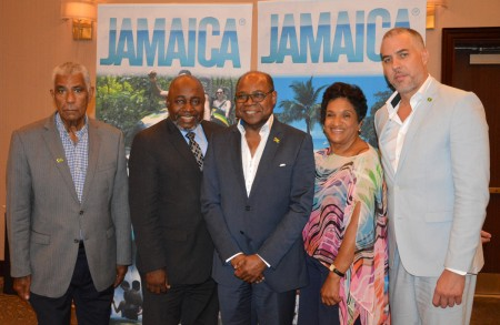 Jamaica's Bartlett talks growth in 2017