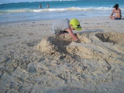 Bavaro Beach Fun