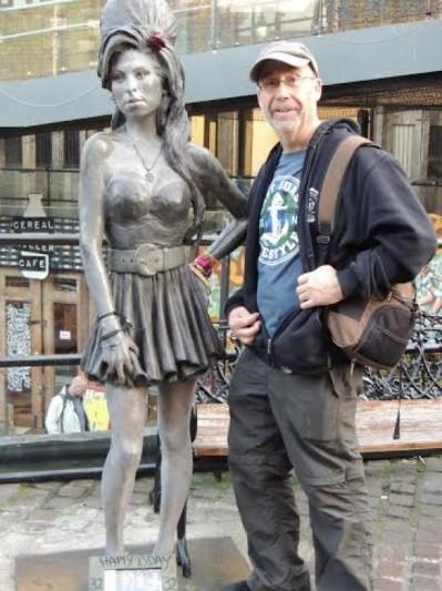 Amy Winehouse in London