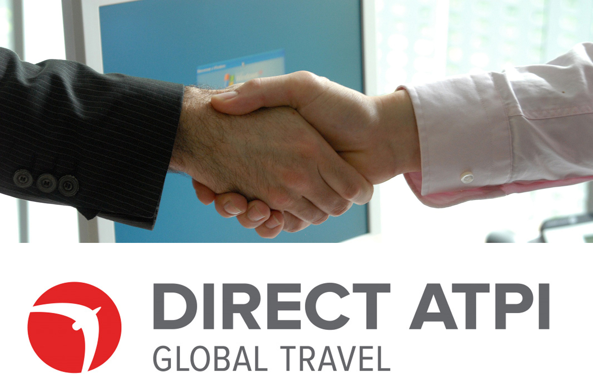 Vision, Direct partner with ATPI