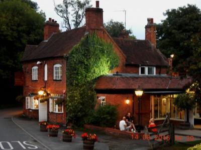 pub (oxford u.k.)