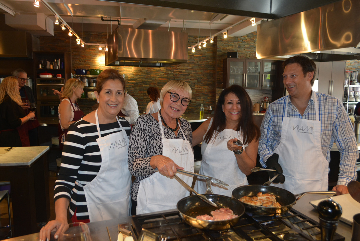 Miami team cooks up a feast in Toronto