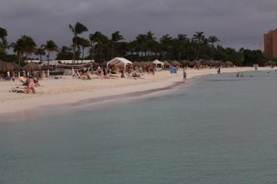 Beautiful Palm Beach, Aruba