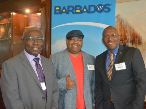 A night at the races with Barbados