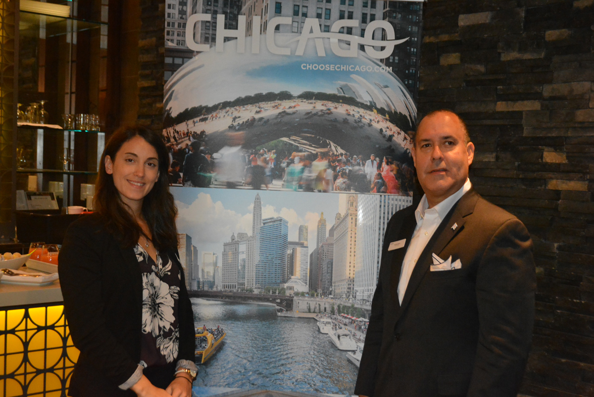 Choose Chicago says 'Welcome Home' to travellers