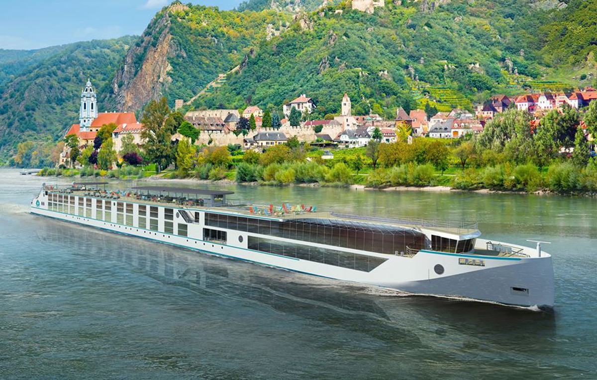 Crystal River Cruises adds 2019 itineraries