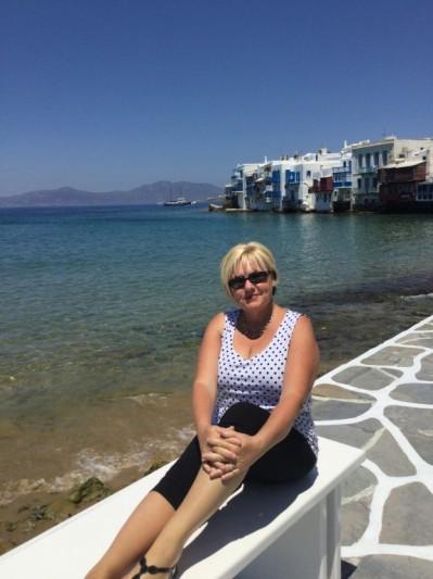 Fulfiling my Dream in Mykonos Greece! 2017